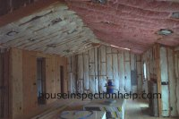 Vaulted Ceiling Insulation