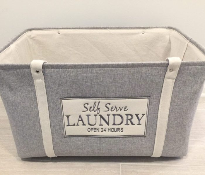 HomeGoods Haul RGI Home Laundry Basket