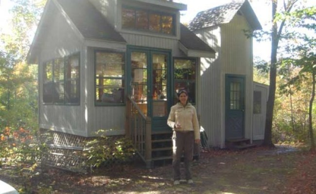 Tiny Cabin Just Steps From Lake Michigan