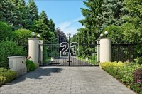 Michael Jordan Mansion in Highland Park IL