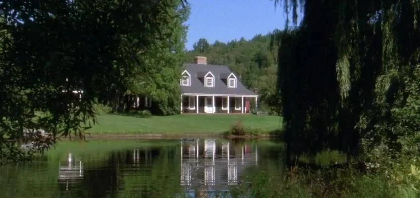 Funny Farm Movie Cape Cod House