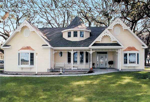 One Story Victorian House Plans | Amazing House Plans