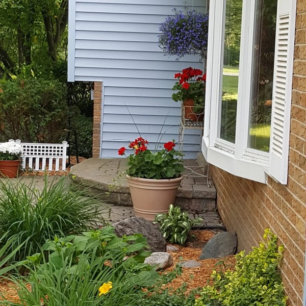 Curb Appeal Idea Little White Fence