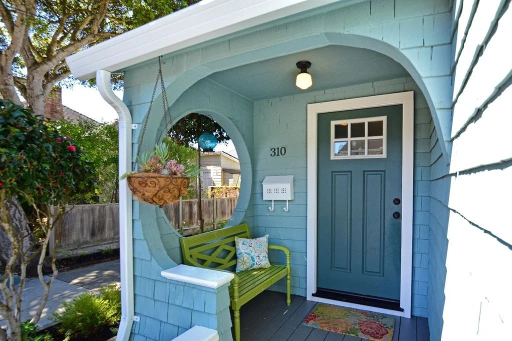 Remodeled Tiny Coastal Cottage Pacific Grove CA For Sale