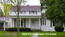 Old Fixer Upper Farm House