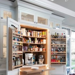 Kitchen Pantry Ideas Wallpaper Traditional