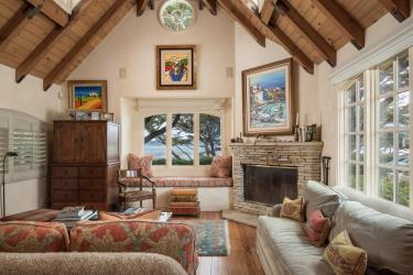 Storybook Cottage in Carmel Is A Dream Come True