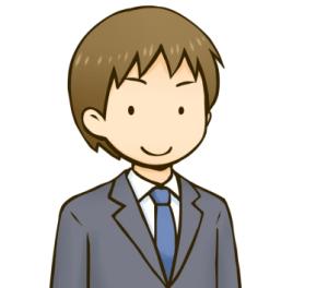 スーツ男性1