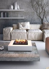 20 Smoking Hot Indoor Fire Pit Ideas