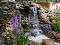20 Stunning Backyard Waterfall Designs