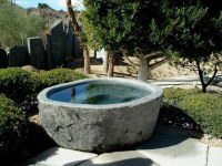 Small Backyard Ideas Hot Tub