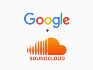 google may buy soundcloud
