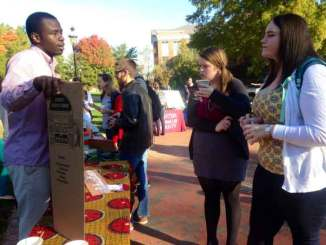 Elon University's African Society educates campus on abduction of women and children by Boko Haram