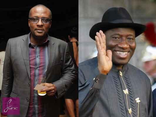Charles Novia Explains Why He is Voting For President Goodluck Jonathan
