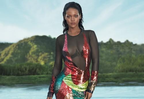 E! News: Rihanna Covers VOGUE, Talks Breaking Boundaries, Beyoncé Rivalry