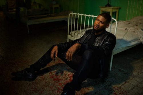 eNEWS: Usher Shares Intimate Details on New Album, Acting in Sizzling 'Flaunt' Magazine Spread