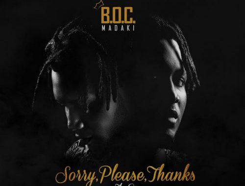 New Music: B.O.C – Sorry, Please, Thanks (EP)