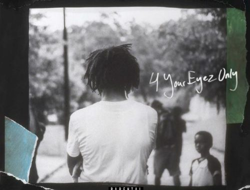 "eNEWS: J Cole Unveils ""4 Your Eyez Only"" Track list"