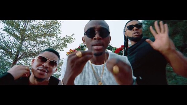 VIDEO: Bracket – Chop Kiss Ft. Flavour