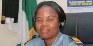 Meet The First Nigeria Female Pilot - Captain Chinyere Kalu