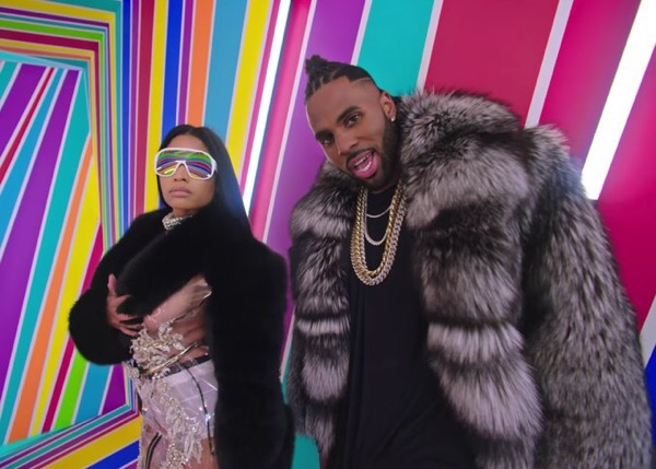 Video: Jason Derulo Feat. Nicki Minaj, Ty Dolla $ign -