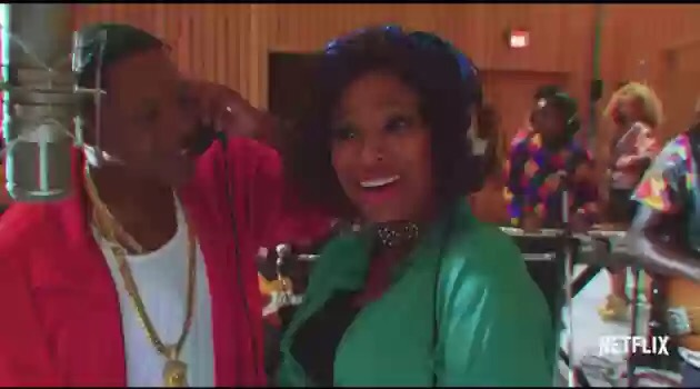 VIDEO: JENNIFER HUDSON X MA$E -