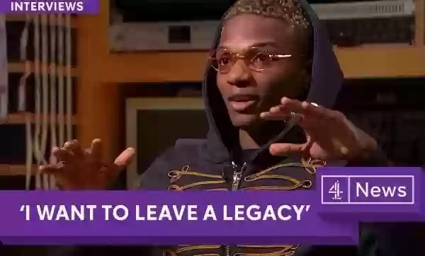 Wizkid – 'I Was The First Young Kid To Make It Out Of Africa'