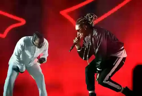Watch Kendrick Lamar Bring Out Future, Travis Scott, & ScHoolboy Q At Coachella
