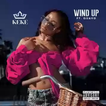 Download MP3: Keke Palmer - Wind Up feat. Quavo