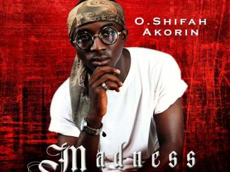 """O.shifah Releases BANGING Freestyle Titled """"Madness"""""""
