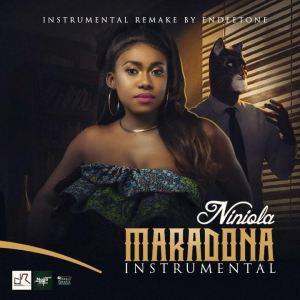 Instrumental Remake: Niniola – Maradona (Prod. By Endeetone)