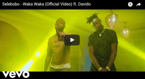 Video: Selebobo – Waka Waka Ft. Davido