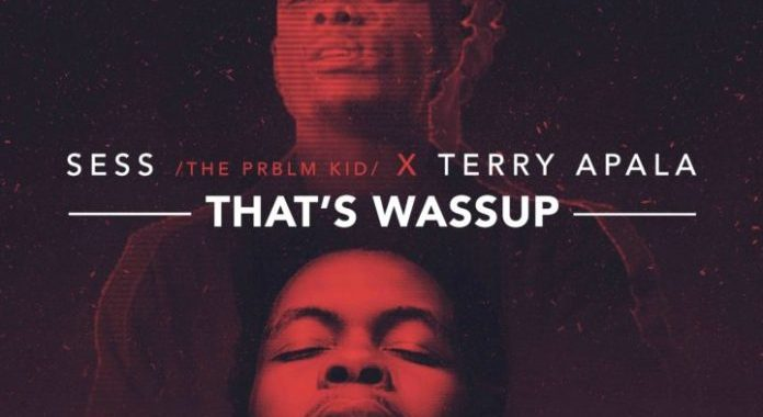 Download MP3: Sess x Terry Apala – That's Wassup