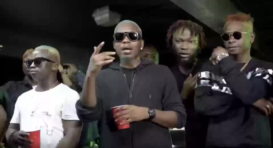 Video: Olamide – Wavy Level