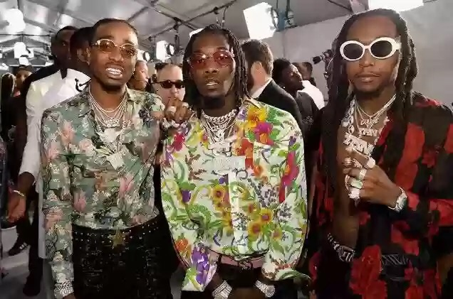 Migos Involved in Heated Confrontation With Chris Brown at BET Awards