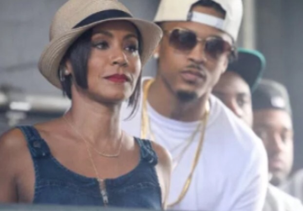 JADA PINKETT IS TELLING PEOPLE SHE IS READY TO LEAVE WILL SMITH FOR AUGUST ALSINA WHO PROFESSED HIS LOVE FOR HER FEW MONTHS BACK