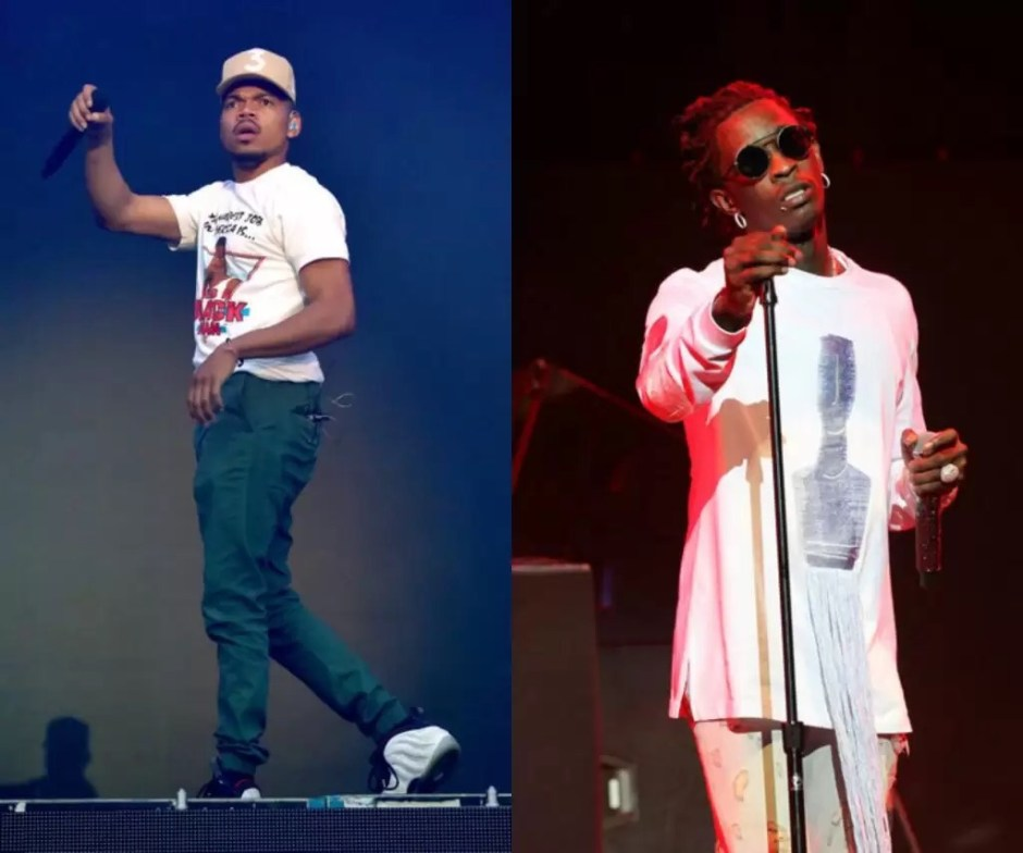 Download MP3: Chance The Rapper – Big B's Ft Young Thug