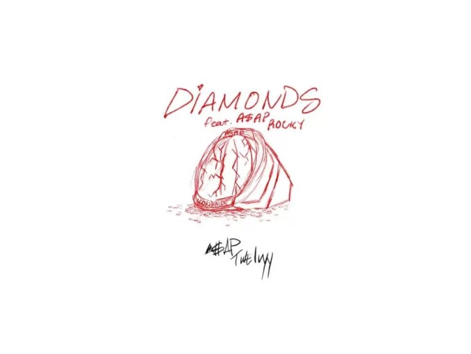 New Music: Asap Twelvyy – Diamonds Ft Asap Rocky