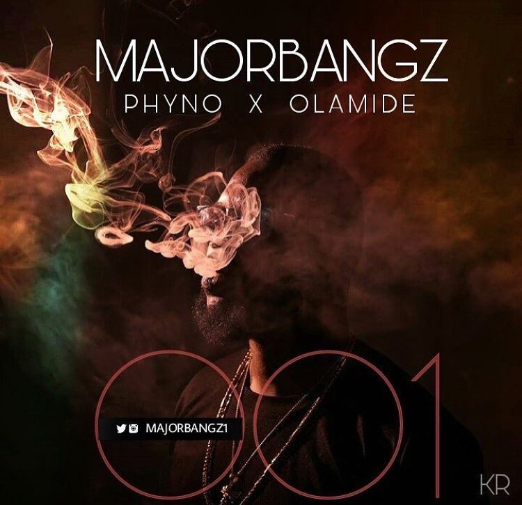 New Music: Majorbangz - 001 ft Olamide and Phyno