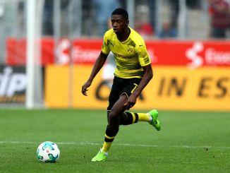 Barcelona Complete Ousmane Dembélé Deal from Borussia Dortmund for initial £97m