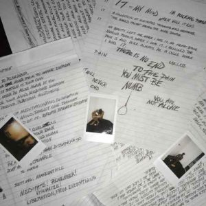 XXXTENTACION – 17 [320 kbps + iTunes] Album Zip Download