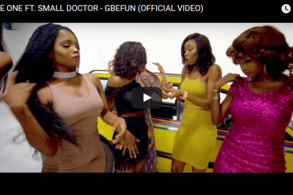 VIDEO: BASE ONE FT. SMALL DOCTOR – GBEFUN