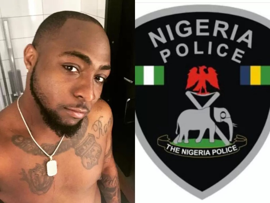 Policemen attached to Nigerian musician Davido detained