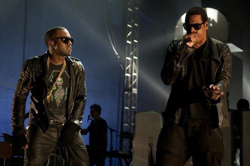 Video: Jay-Z & Kanye West Documentary