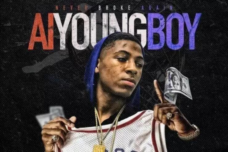 Download NBA YoungBoy – Dark Into Light Ft Yo Gotti