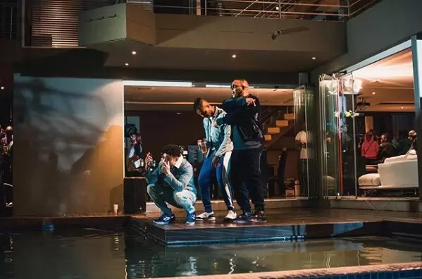 Video: Sliqe - Oceans ft Da LES x Shane Eagle