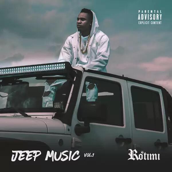 EP: Rotimi - 'Jeep Music Vol. 1'