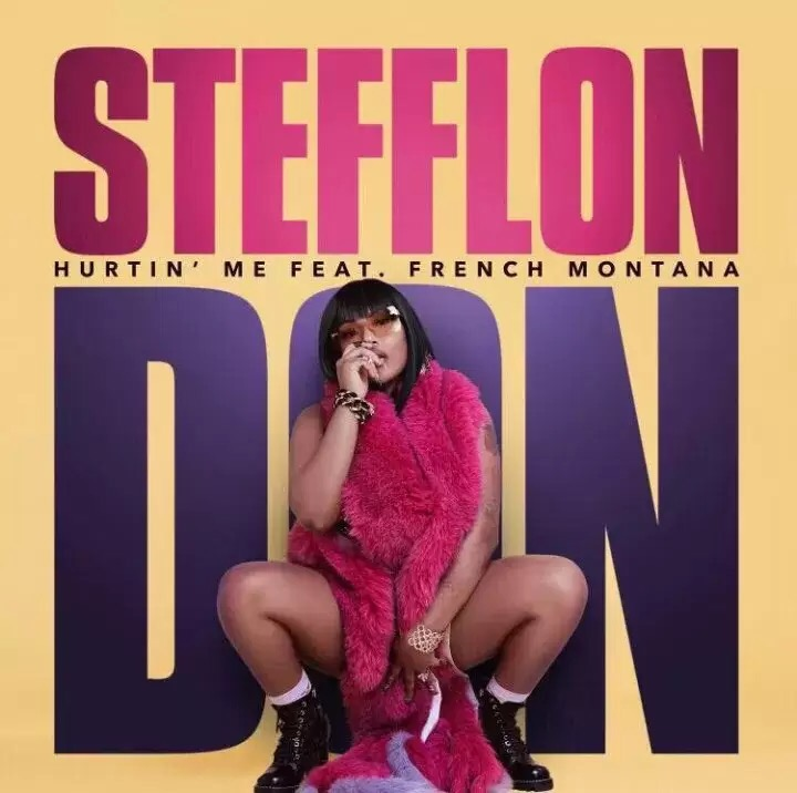 Download Stefflon Don Ft. French Montana – Hurtin' Me MP3
