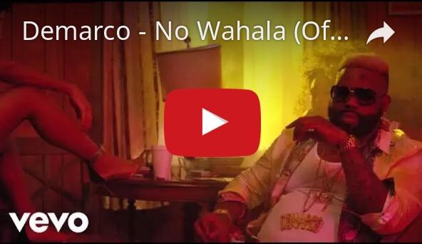 VIDEO: DEMARCO FT. AKON & RUNTOWN – NO WAHALA