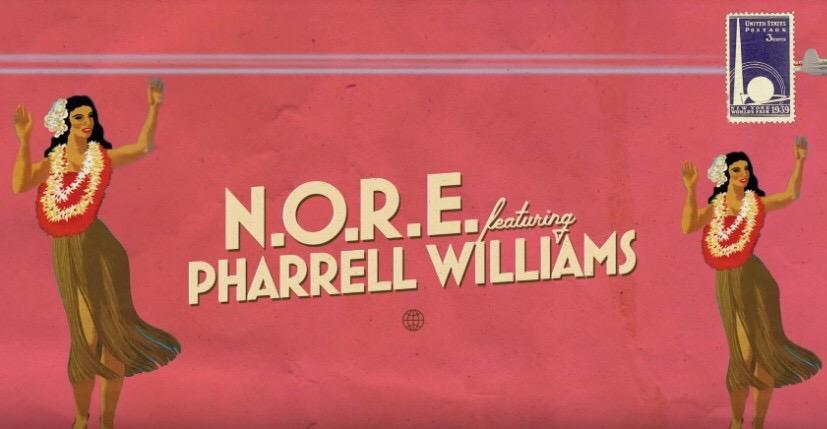 Download N.O.R.E. ft Pharrell - Uno Mas MP3